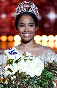 Miss France 2020 - Miss Guadeloupe