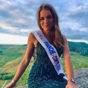 Miss Franche-Comté : Coralie Gandelin