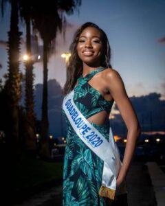Miss Guadeloupe 2021 - Kenza Andreze-Louison