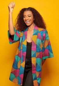 Miss Mayotte 2020 - Anlia Charifa