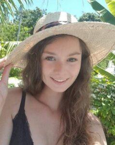 Nouvelle Calédonie 2020 : Louisa Salvan